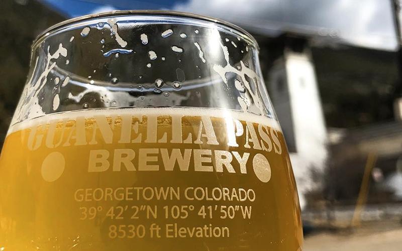 Guanella Pass Brewery