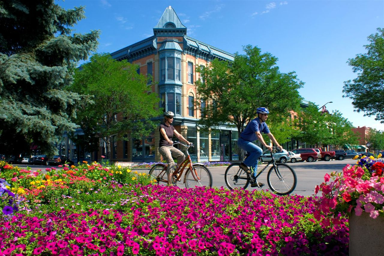Fort Collins Family Friendly Town