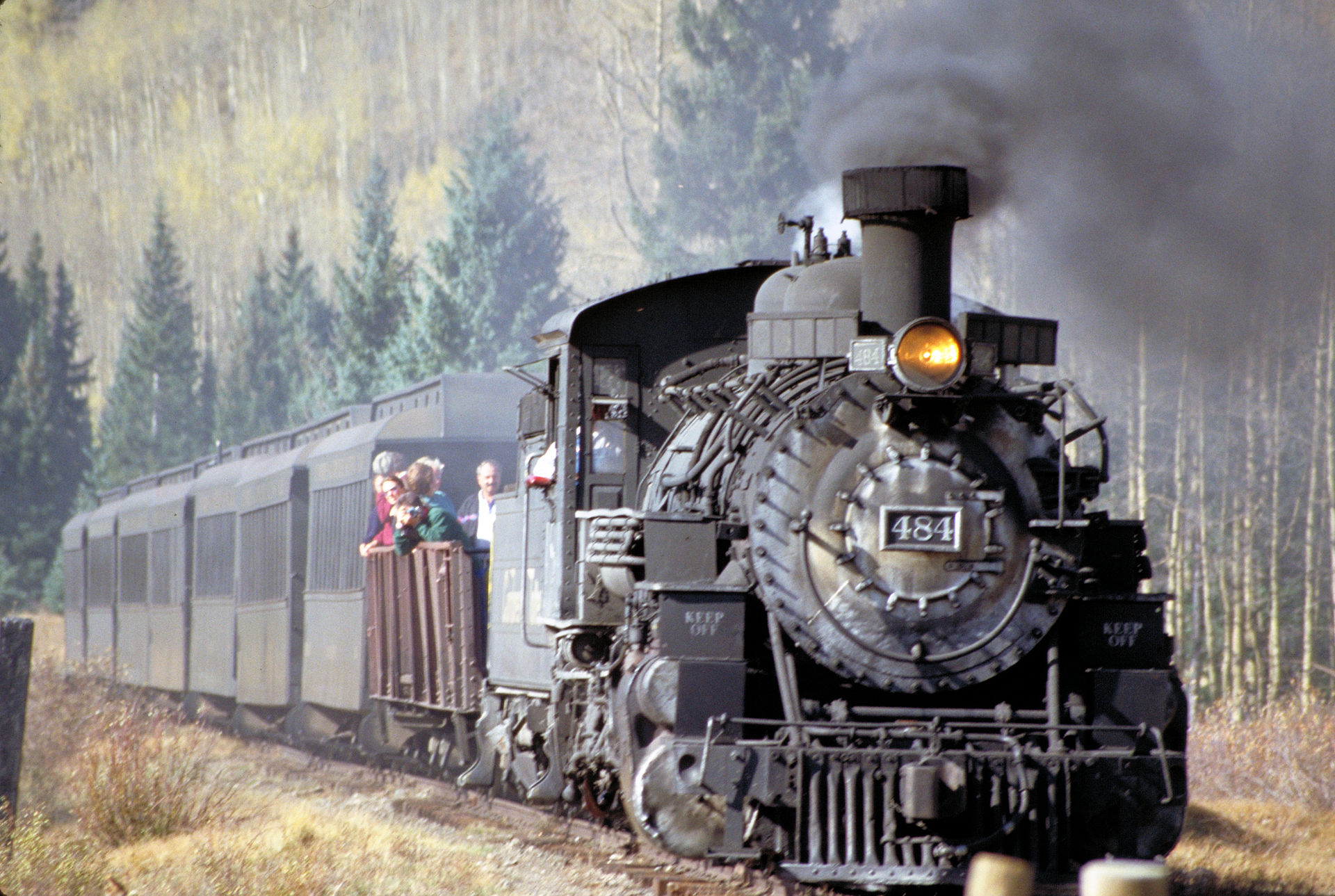 Cumbres & Toltec Train