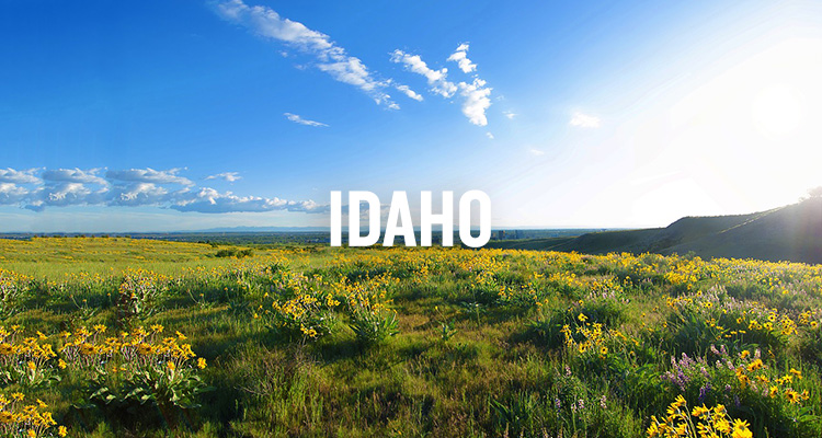 Retire in Idaho