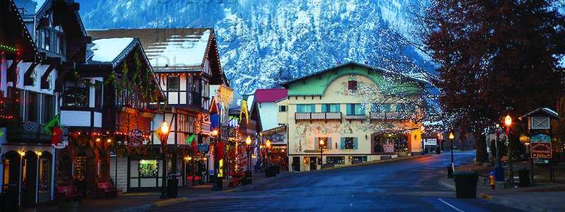 Retire Leavenworth Washington