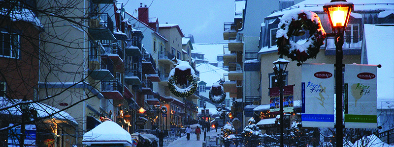 Retire Tremblant Quebec