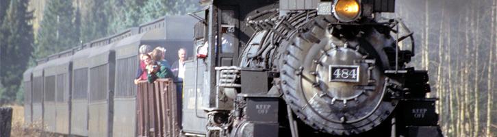 Cumbres Toltec Train Ride