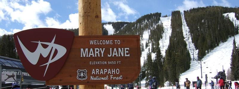 Mary Jane Mountain History