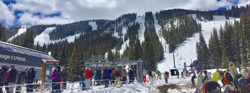 Mary Jane Ski Mountain