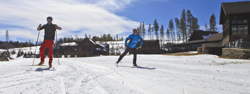Cross Country Skiing Winter Park
