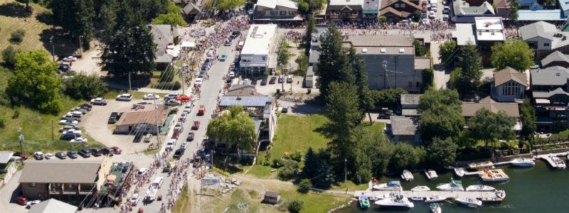 Bigfork Montana Family Mountain Town
