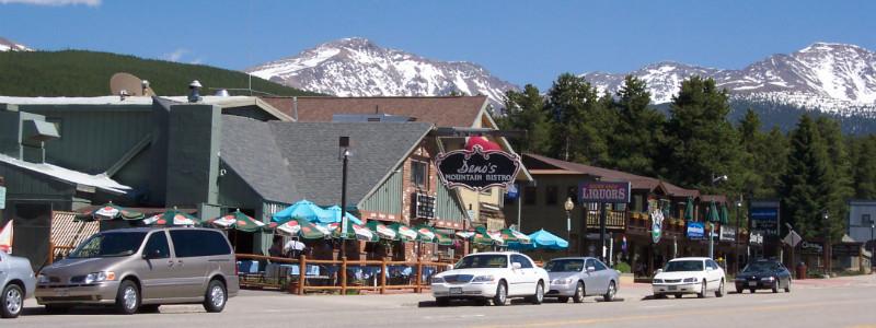 Winter Park Mountain Town