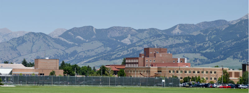 Bozeman Montana Family Mountain Town