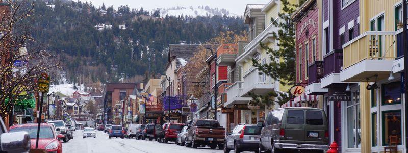 Park City Utah Family Mountain Town