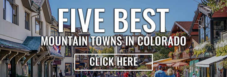 5 Best Mountain Towns