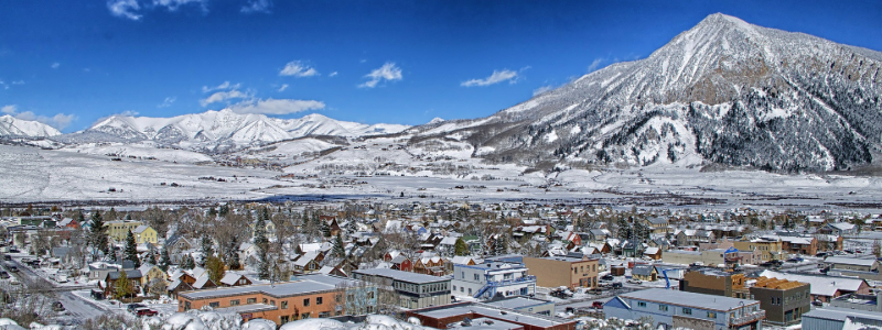 best rocky mountain towns