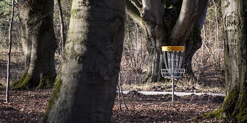 Frisbee Golf Winter Park