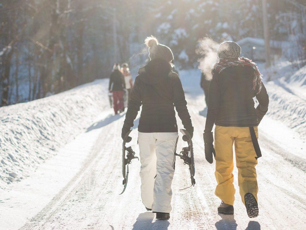 Active Healthy Mountain Lifestyle
