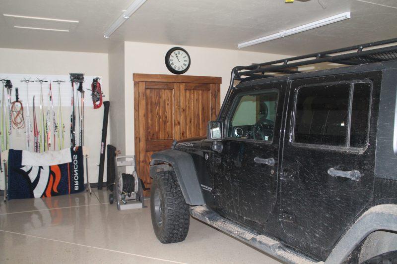Mountain Home Storage Space