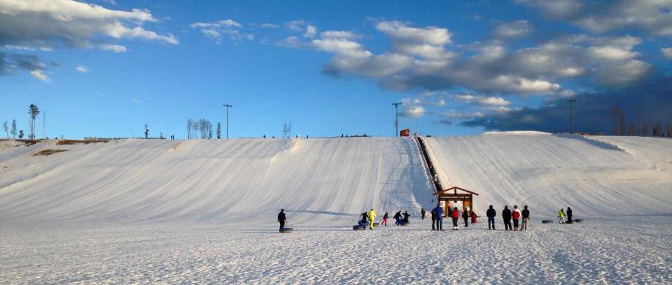 Winter Park Snow Tubing