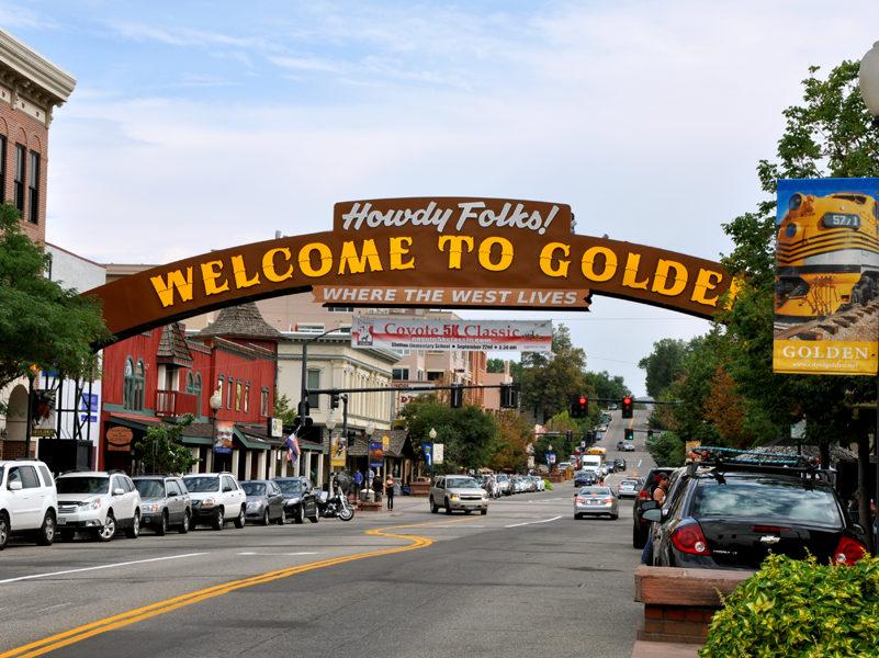 Family Friendly City Golden CO