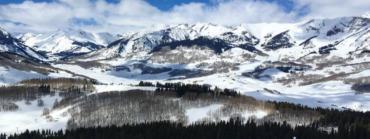 Bet Ski Town Crested Butte Colorado