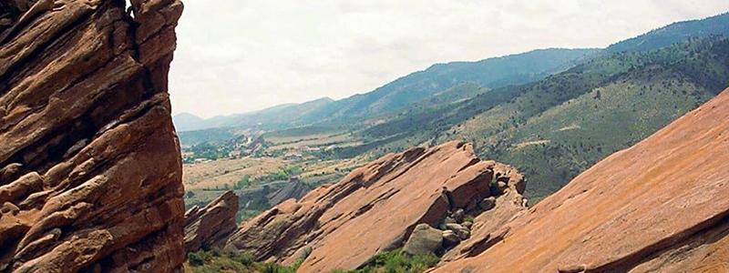 Morrison Colorado Mountain Town