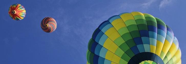 Hot Air Balloons Winter Park