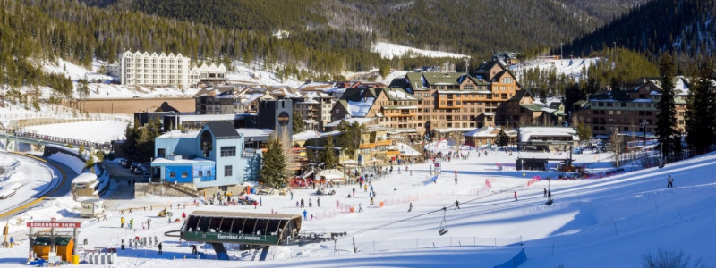 best time to ski in winter park colorado