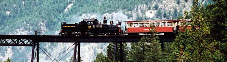 Georgetown Loop Train Ride