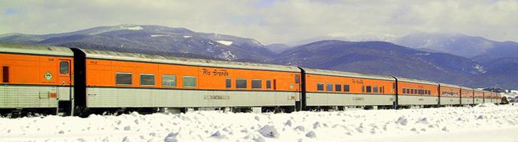 Winter Park Ski Train Ride