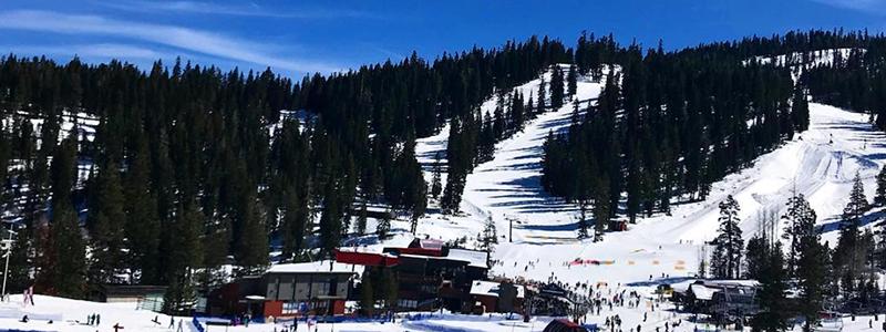 Truckee CA Ski Town