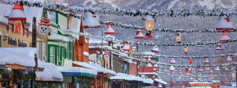 Whitefish Ski Town