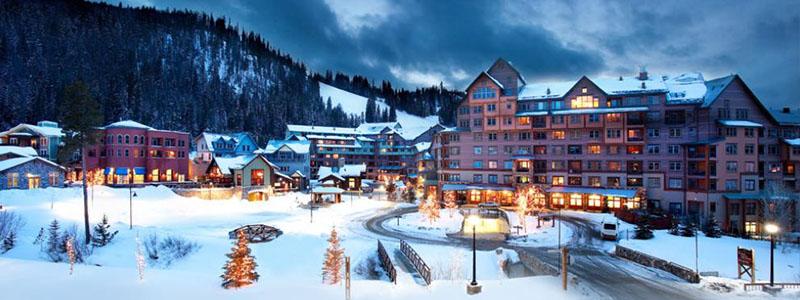 Winter Park Ski Town
