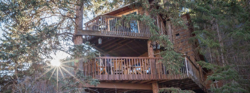 best glamping in colorado