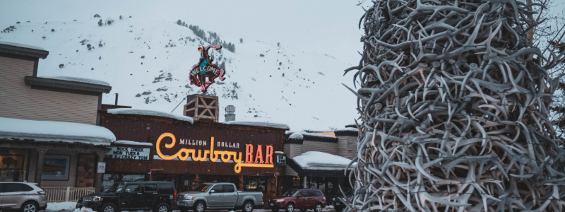 jackson wyoming best ski town to live