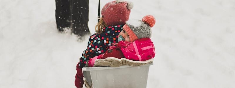 Colorado Winter Activities for Kids