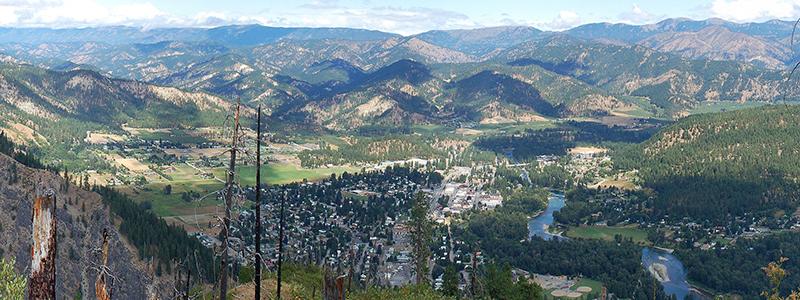 Leavenworth Ski Town