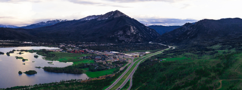 beautiful rocky mountain places